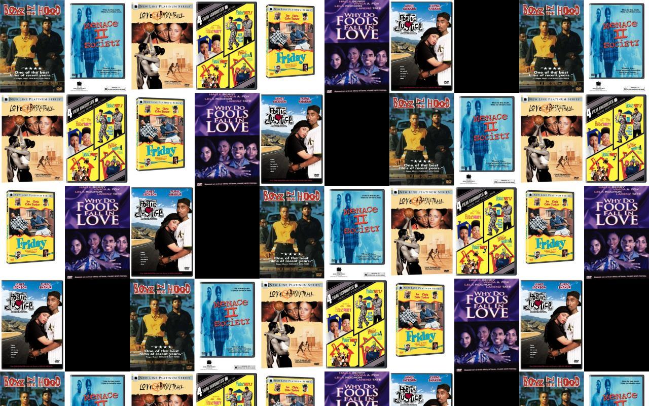 Love And Basketball Tiled Desktop Wallpaper