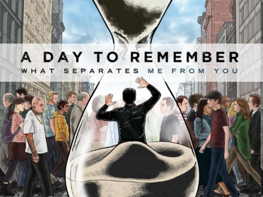 day to remember what separates me from you wallpaper