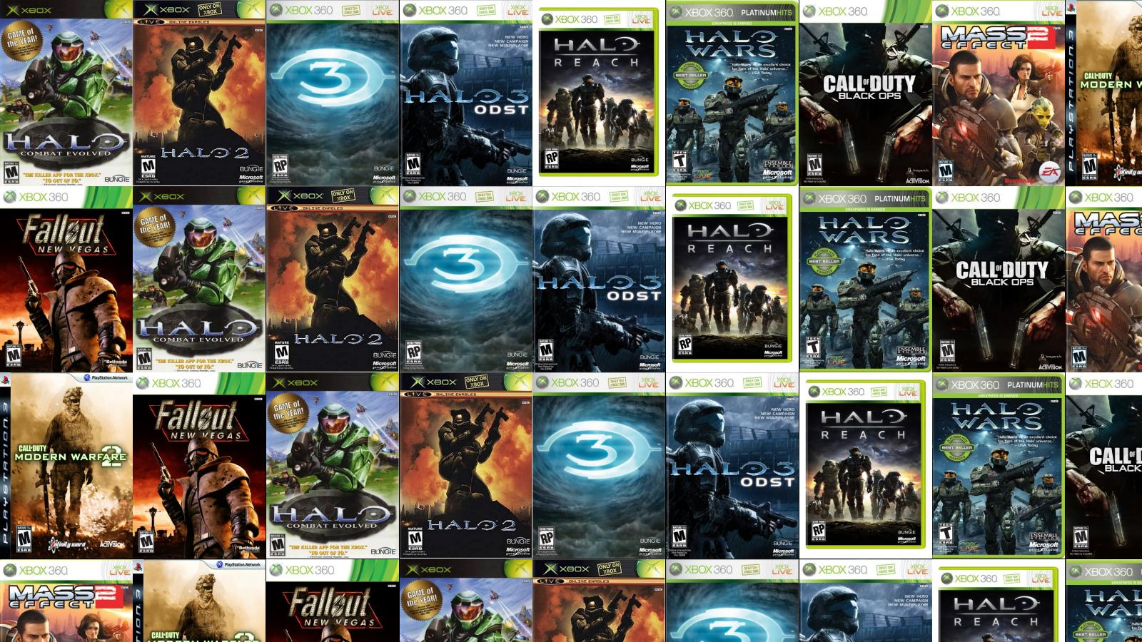 Halo Combat Evolved Halo 2 Halo 3 Halo Wallpaper « Tiled