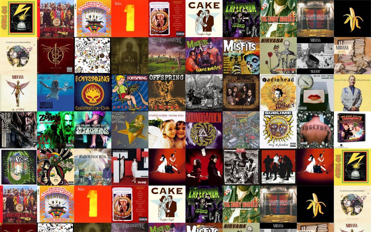 The Bad Brains Bad Brains The Beatles Sgt Wallpaper Tiled Desktop