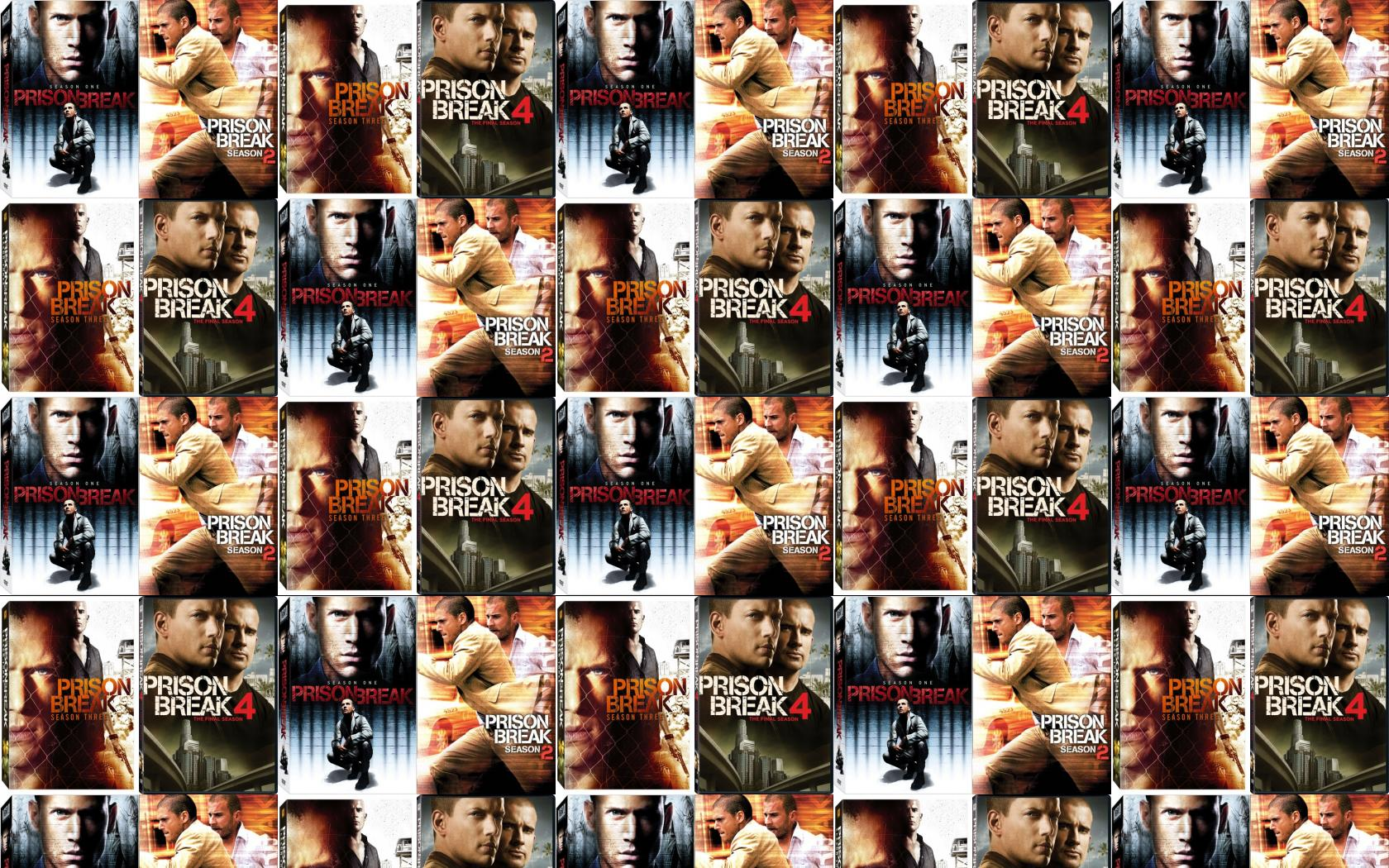Prison Break Season 1 Prison Break Season 2 Wallpaper Tiled