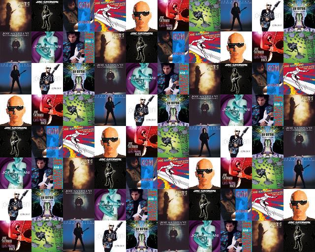 Joe Satriani The Extremist Strange Beautiful Music Not ...