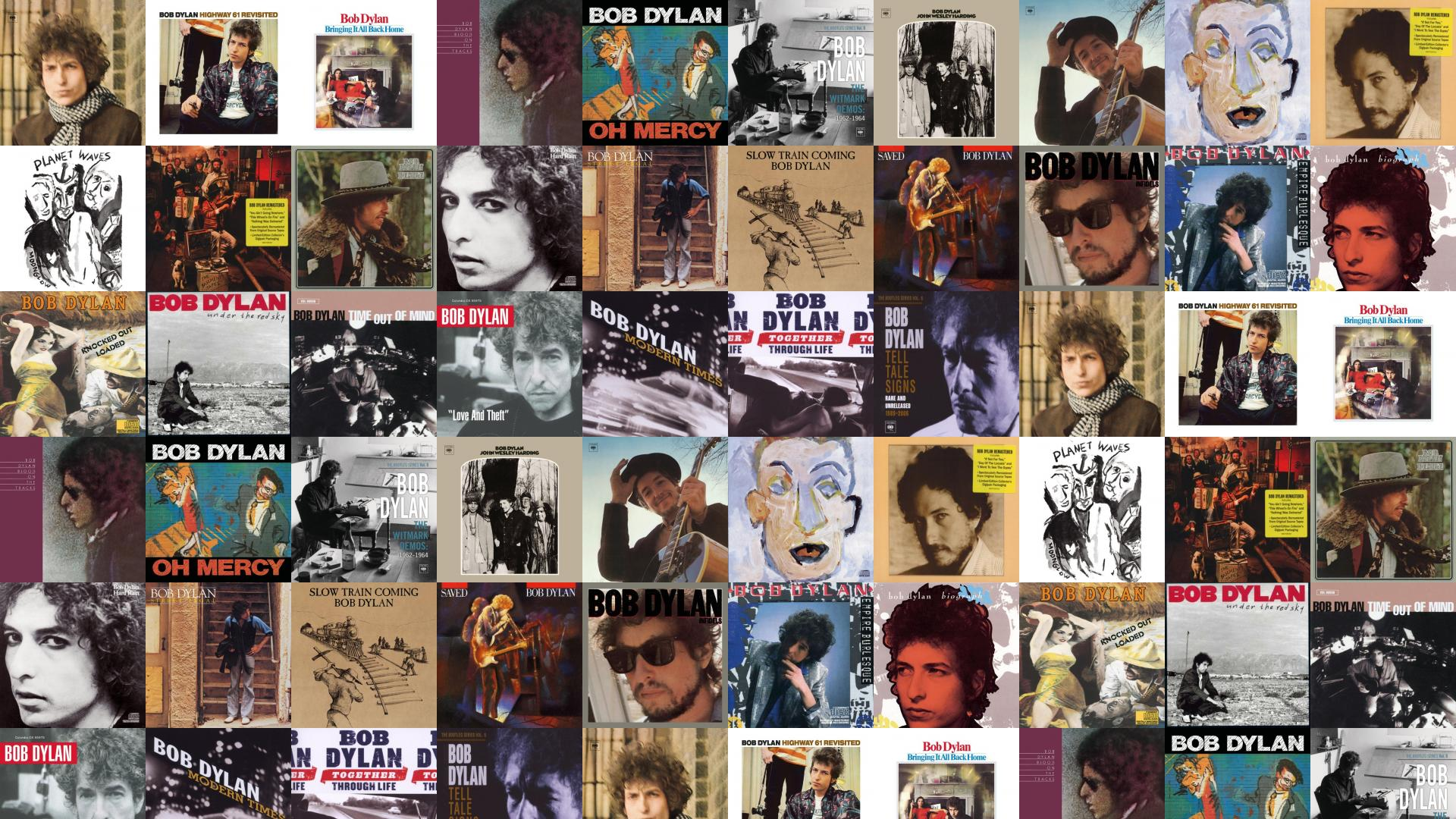 Dylan Blonde On Highway 61 Revisited Bringing Wallpaper Tiled Desktop
