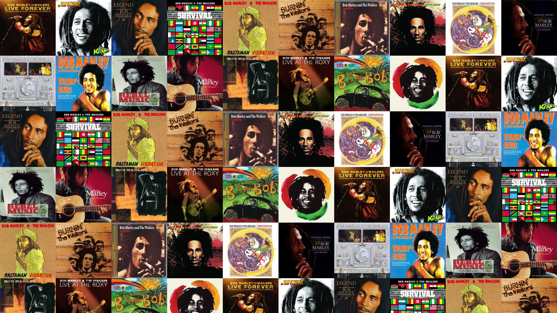 free wallpaper with images of bob marley uprising bob marley kaya bob ...