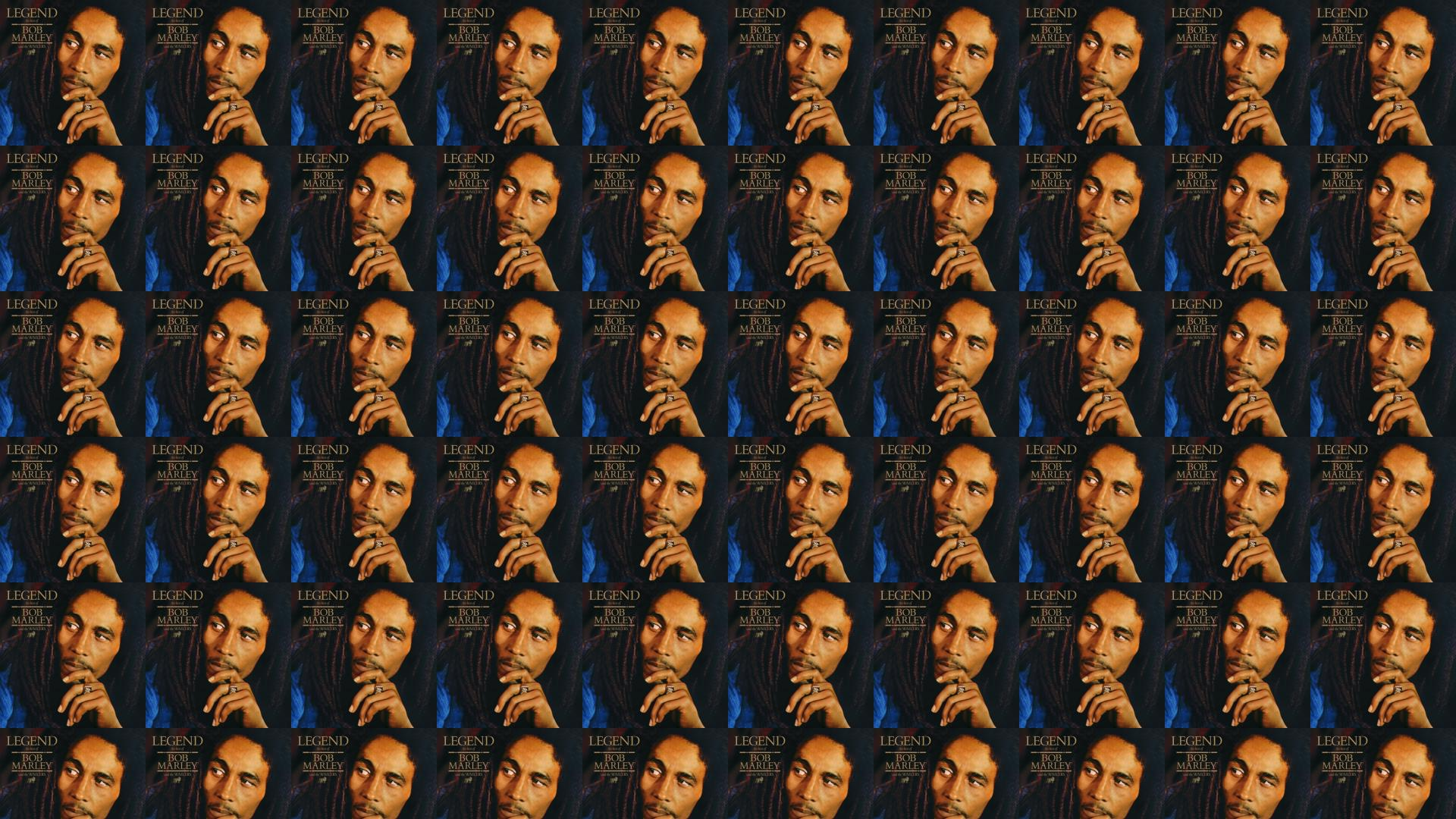 Bob marley legend wallpaper tiled desktop wallpaper bob marley the legend download tweak this altavistaventures
