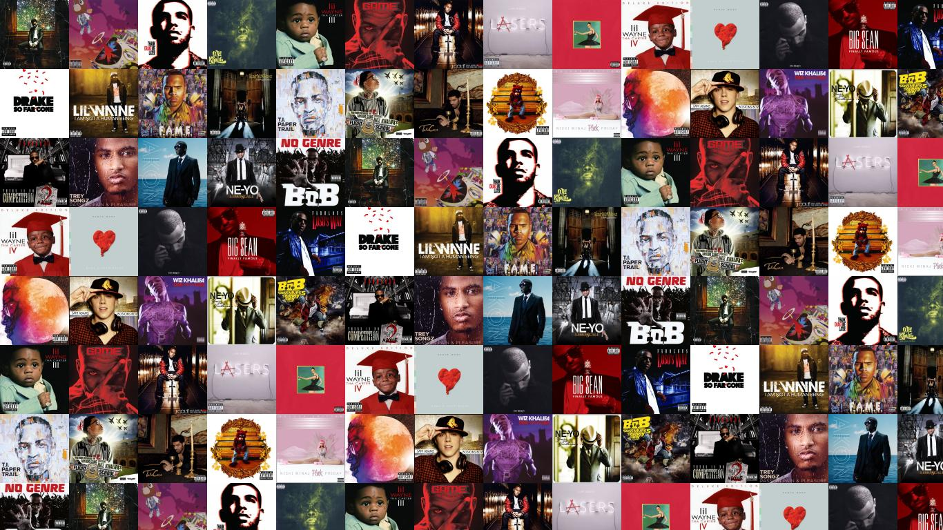 Kid Cudi Album Cover Wallpaper