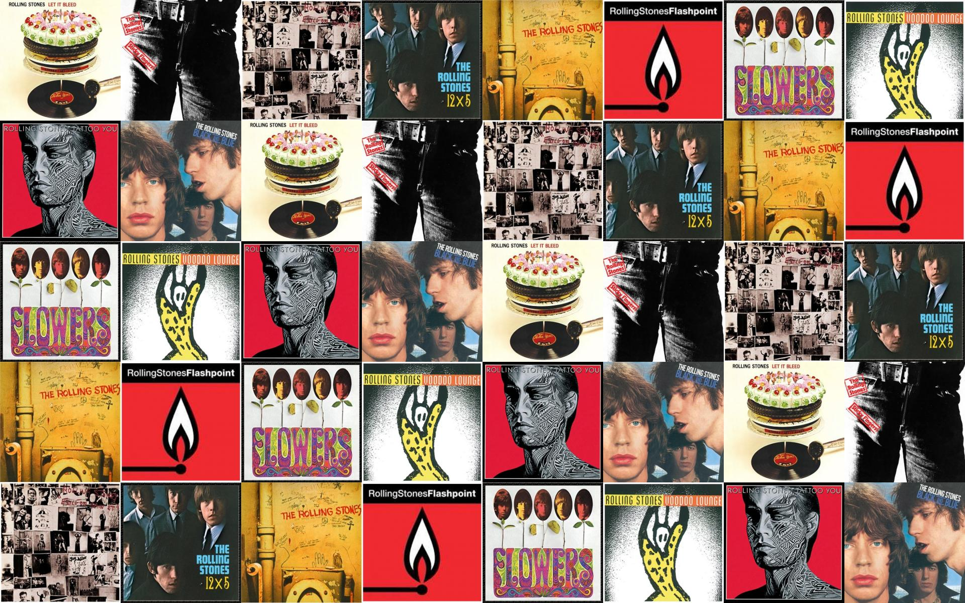 The Rolling Stones HD Wallpapers For Desktop Download