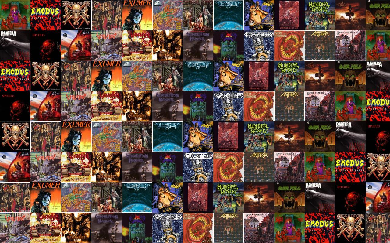 Sepultura Album Covers