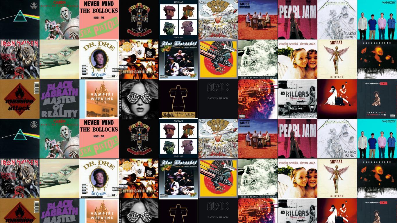 Pink Floyd Dark Side Moon Queen News World Wallpaper Tiled Desktop