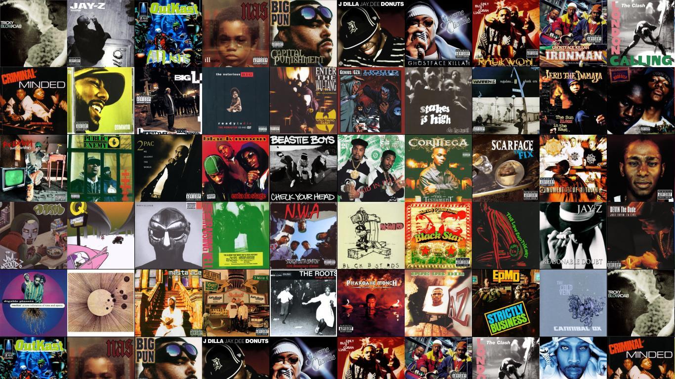 Gang Starr - Wu-Tang Clan DWYCK