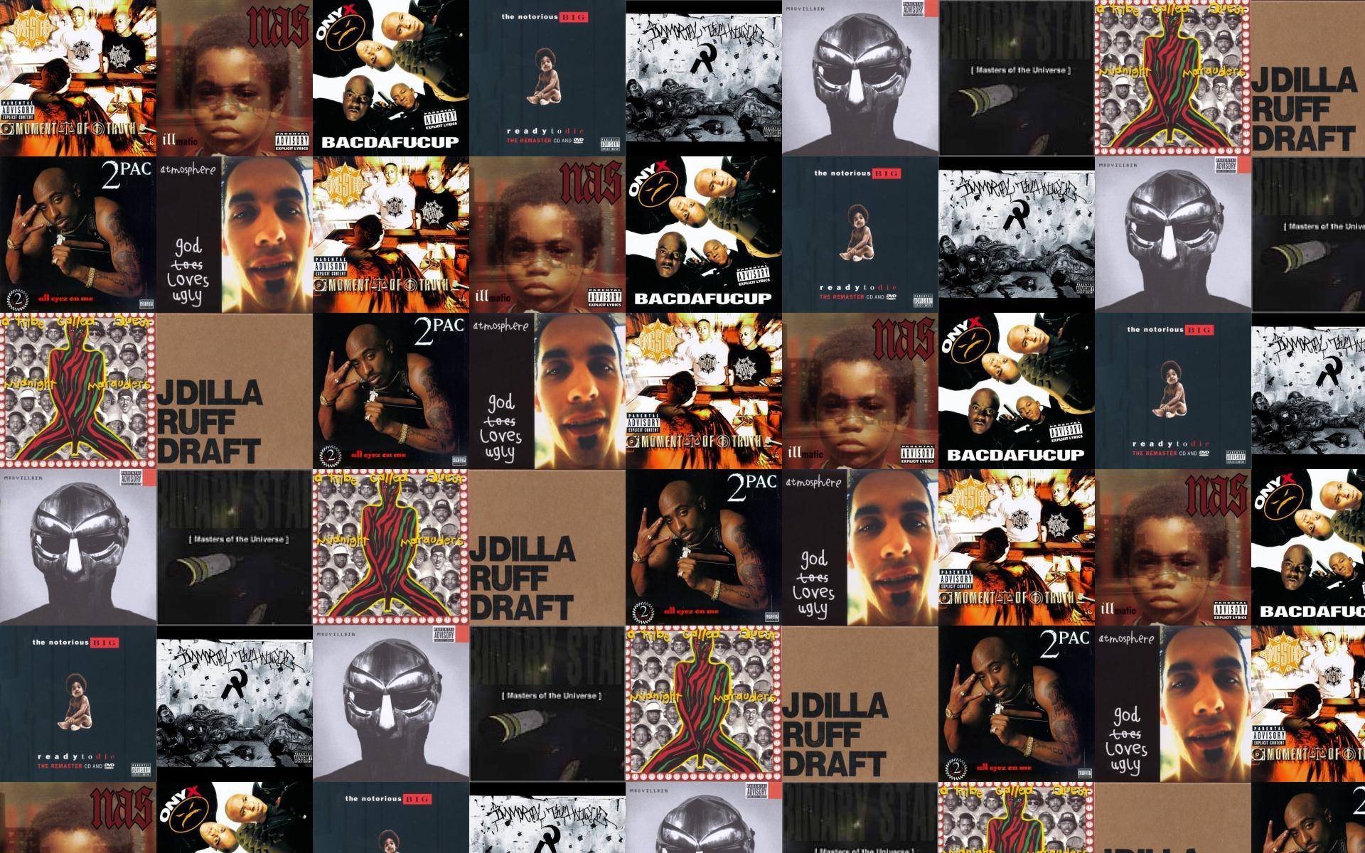 Gang Starr Moment Truth Nas Illmatic Onyx Bacdafucup Wallpaper