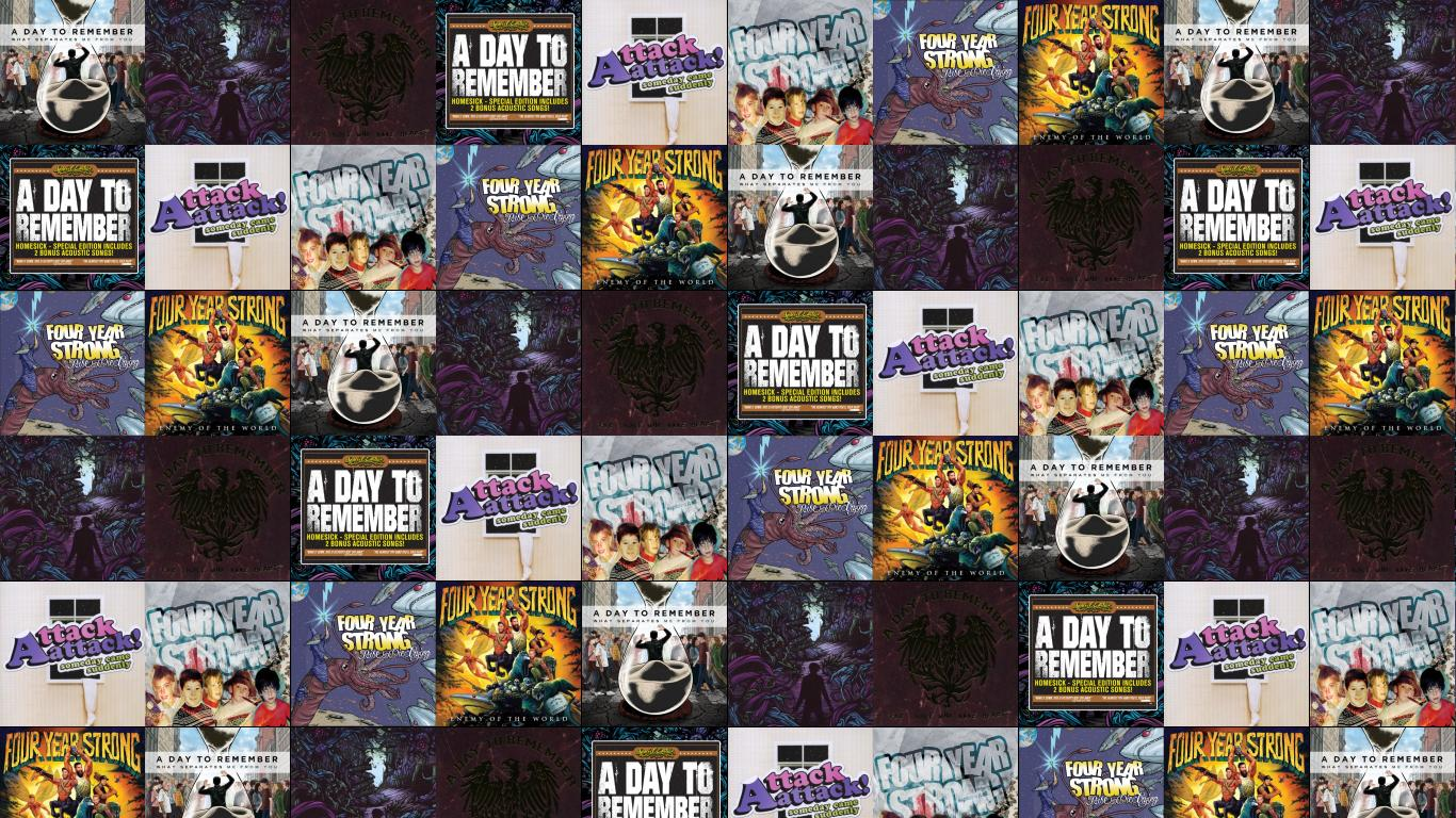 A Day To Remember What Seperates Me From Wallpaper « Tiled ... A Day To Remember For Those Who Have Heart Reissue Dvd