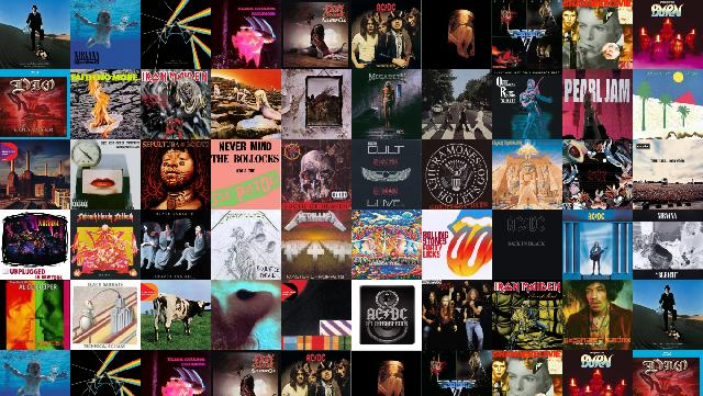 Download This Free Wallpaper With Images Of Pink Floyd Wish You Were Here Nirvana Nevermind The Dark Side Moon Black Sabbath