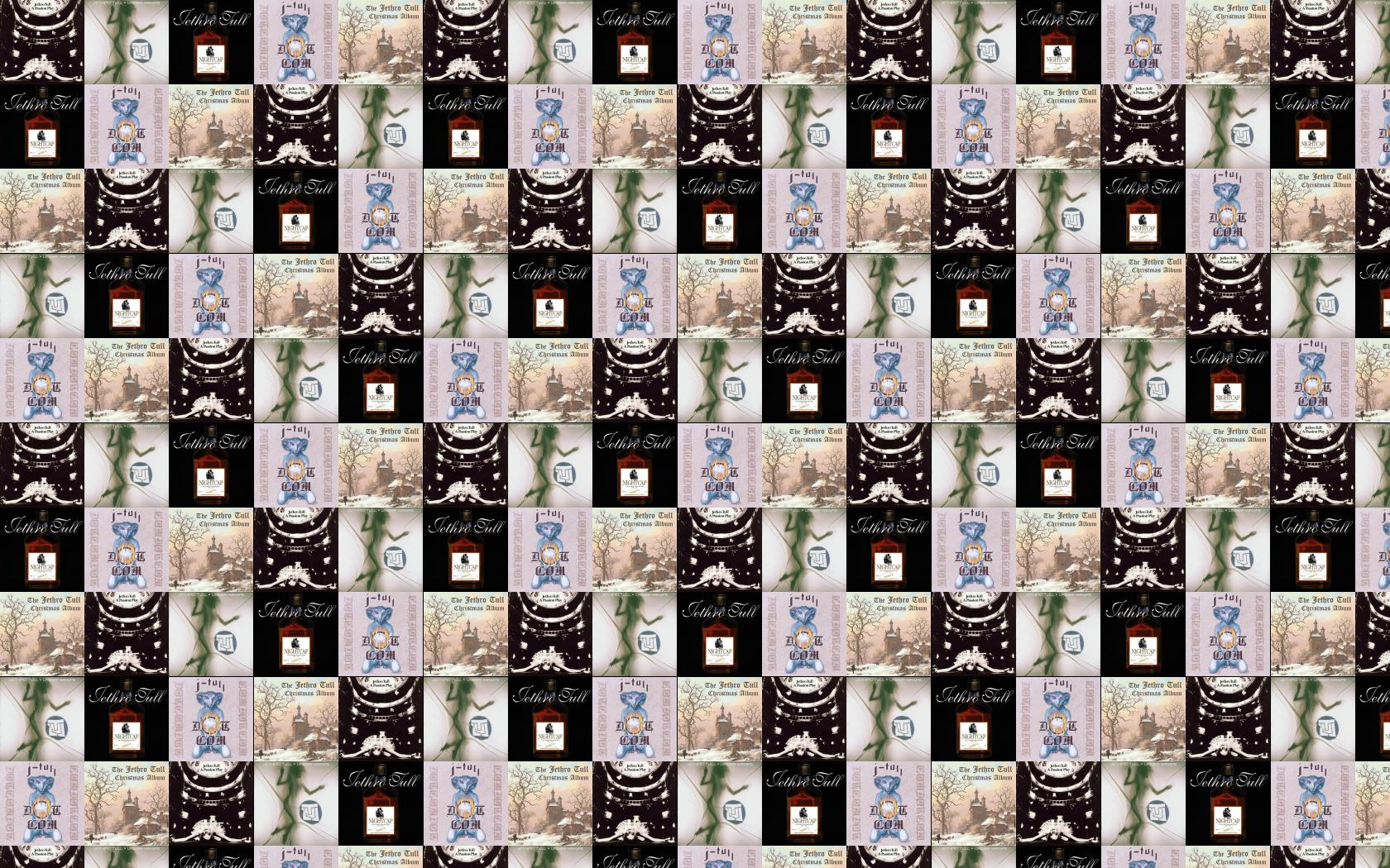 JETHRO TULL A PASSION PLAY Under Wraps Nightcap Wallpaper « Tiled ...