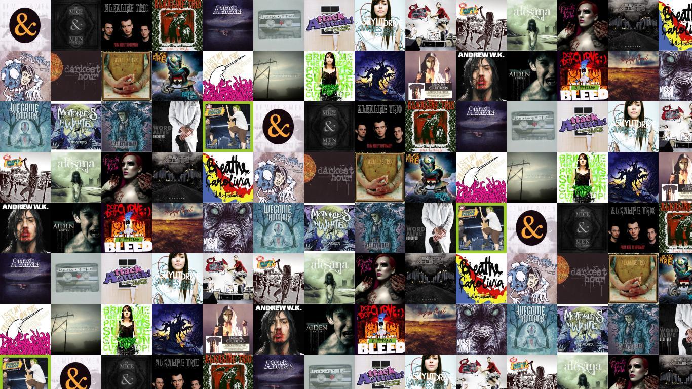 Alkaline Trio Wallpaper for Desktop. by Billion Photos