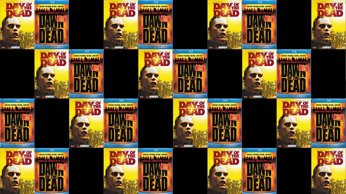 Night Of The Living Dead Tiled Desktop Wallpaper