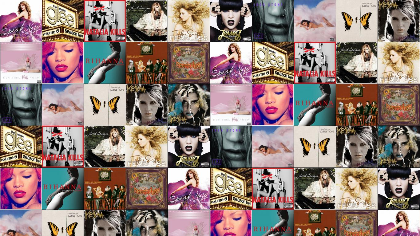 Taylor Swift Speak Now Glee Cast Glee Music Wallpaper