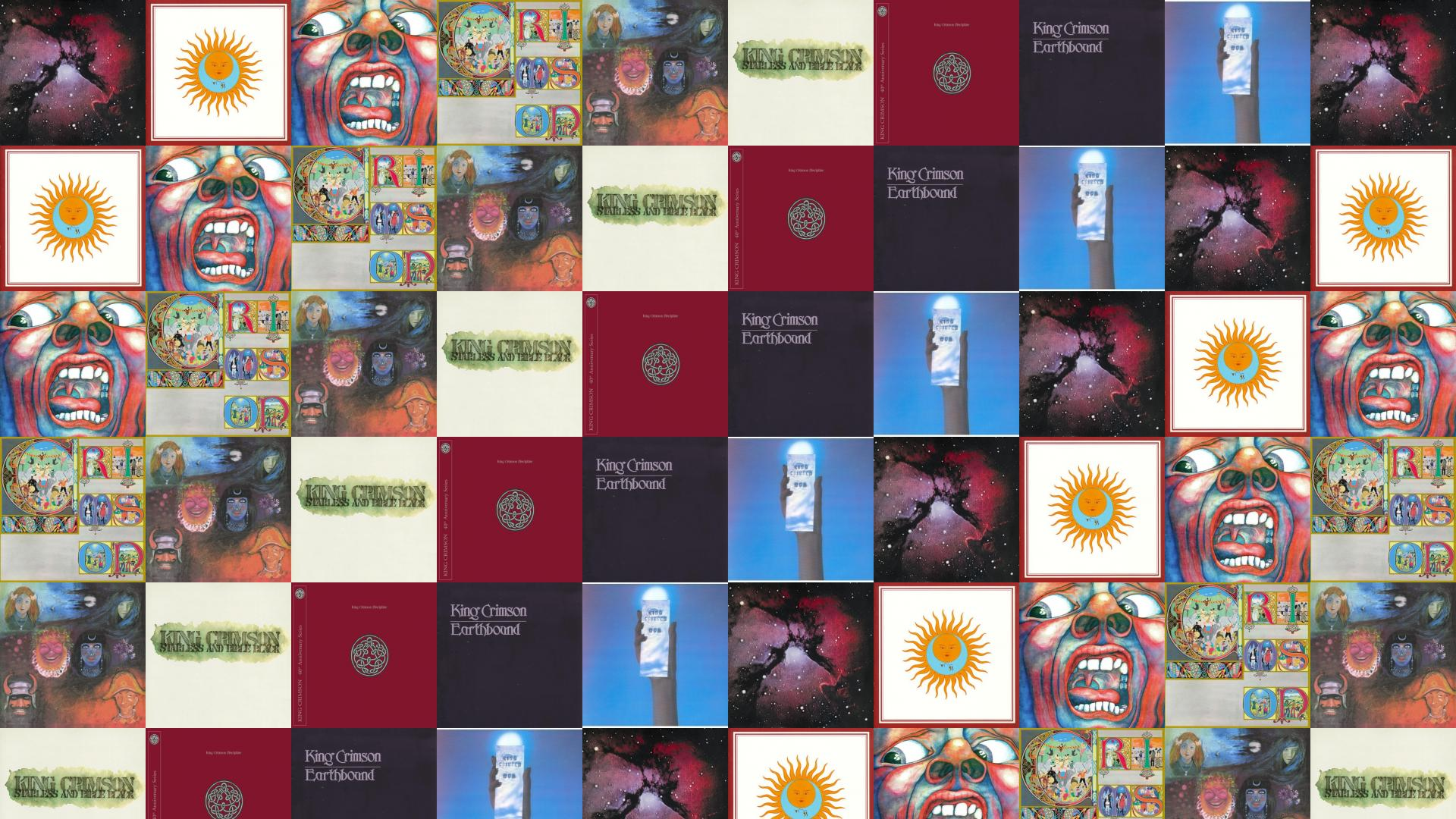 islands king crimson