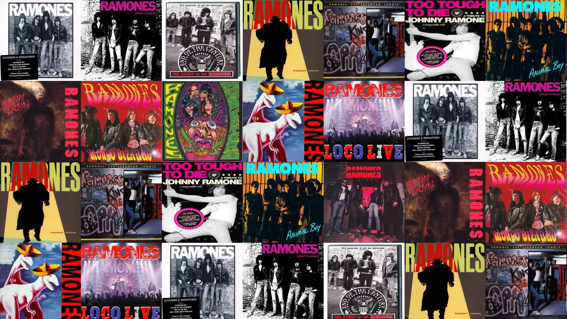 Ramones Ramones Rocket To Russia End Century Pleasant ...