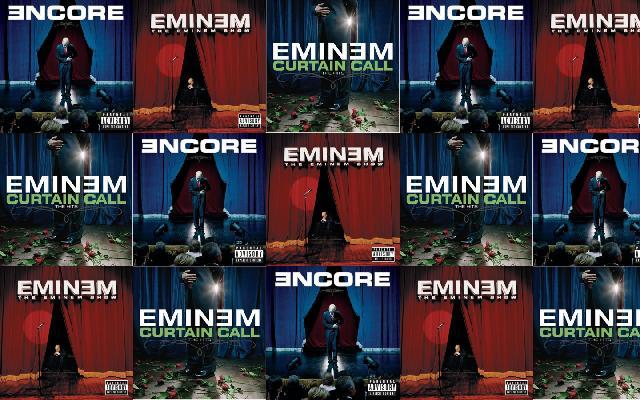 Eminem U2013 Encore, Eminem U2013 The Eminem Show, Eminem U2013 Curtain Call