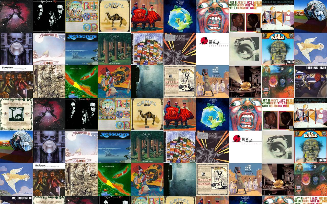 Emerson Lake Palmer « Tiled Desktop Wallpaper