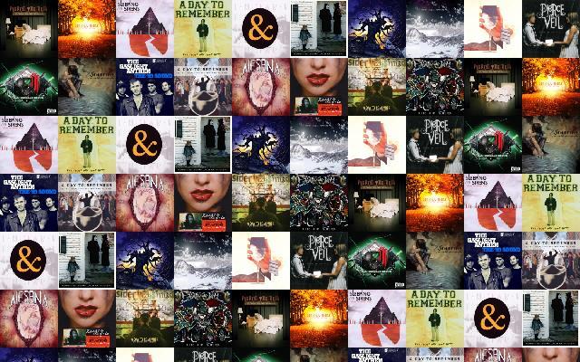Album or cover alesana the thespian download
