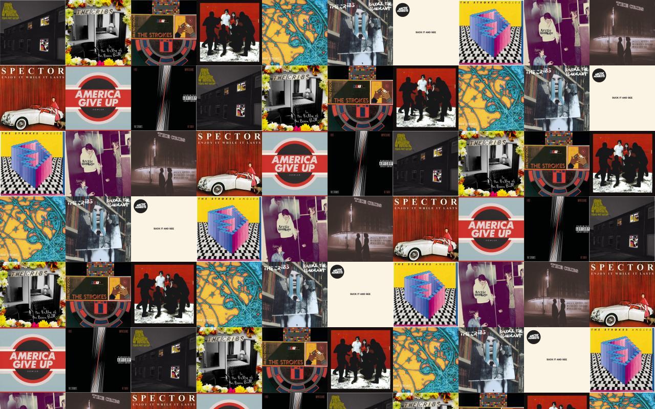 Arctic Monkeys Favouri...