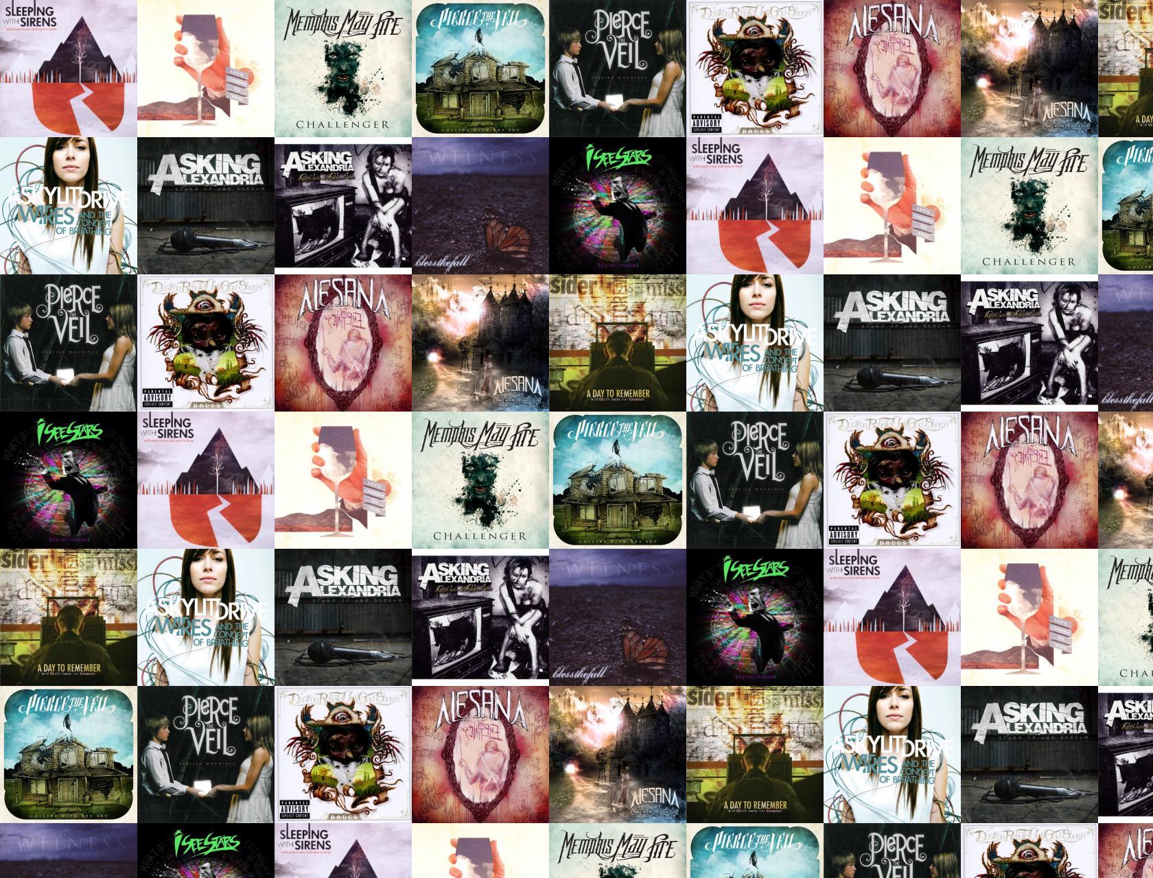 blessthefall witness album download
