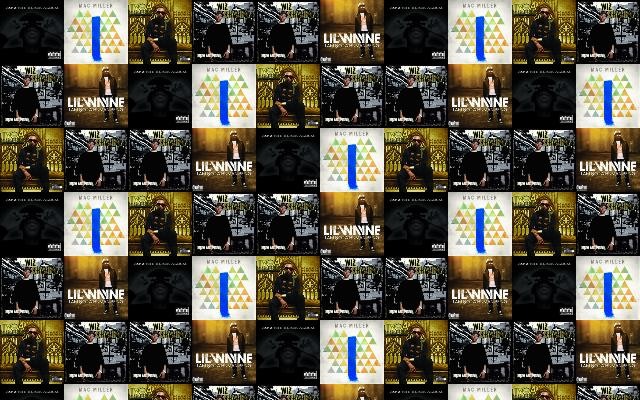 lil wayne 171 tiled desktop wallpaper