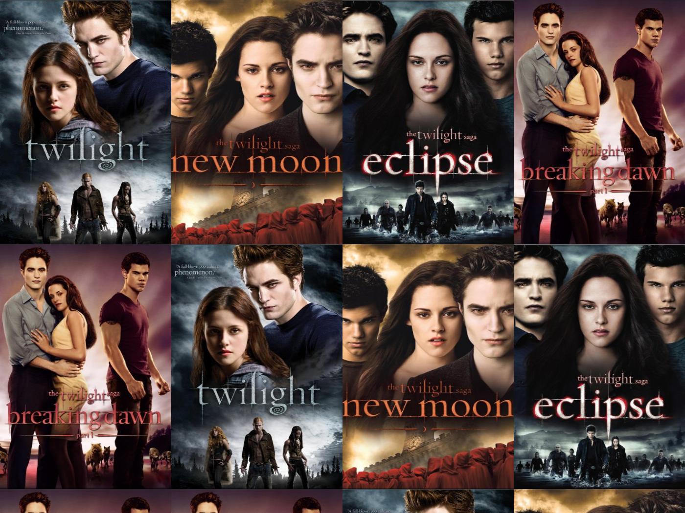 twilight new moon wallpaper for desktop