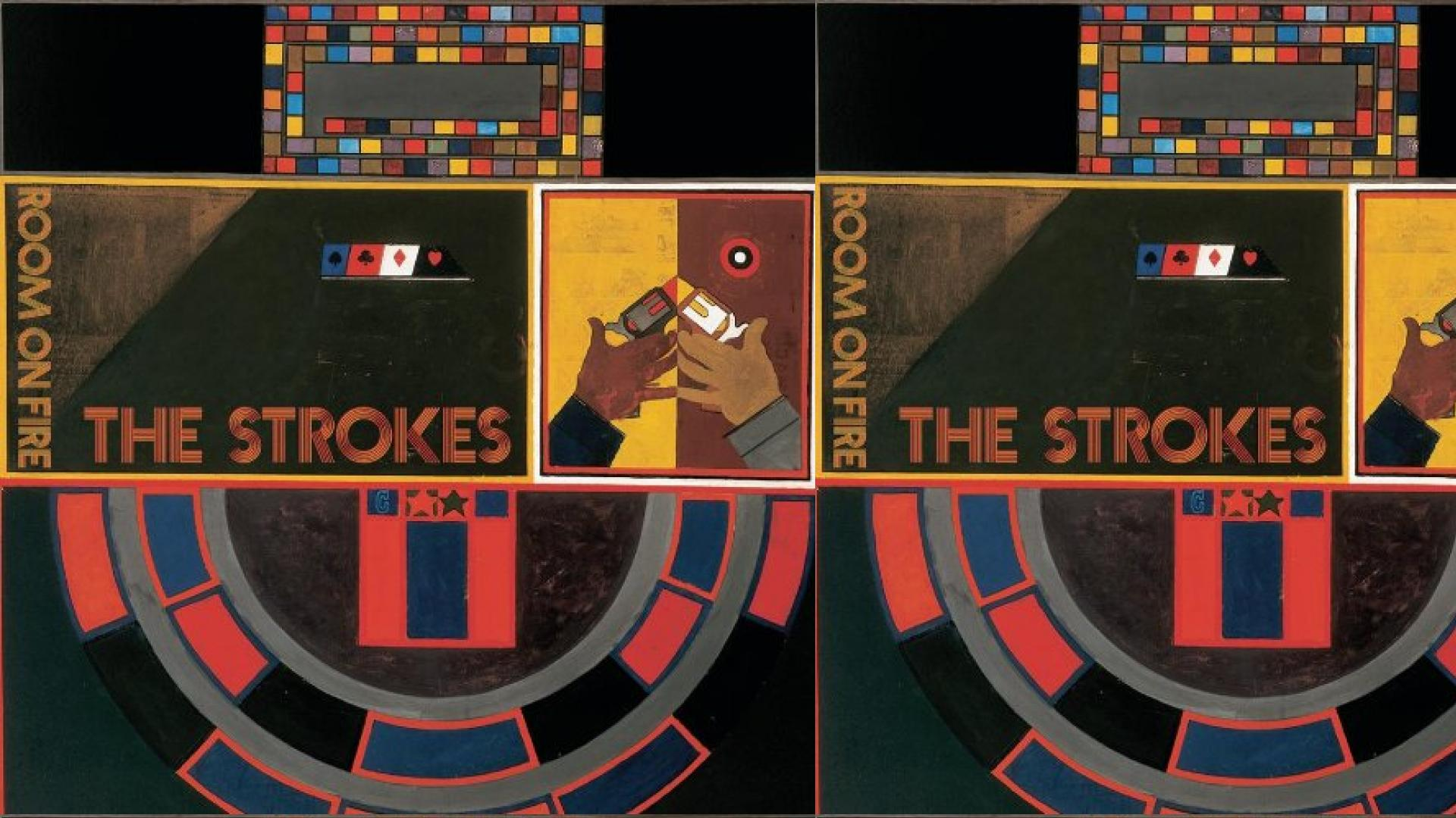 The strokes room wallpaper tiled desktop wallpaper thecheapjerseys Image collections
