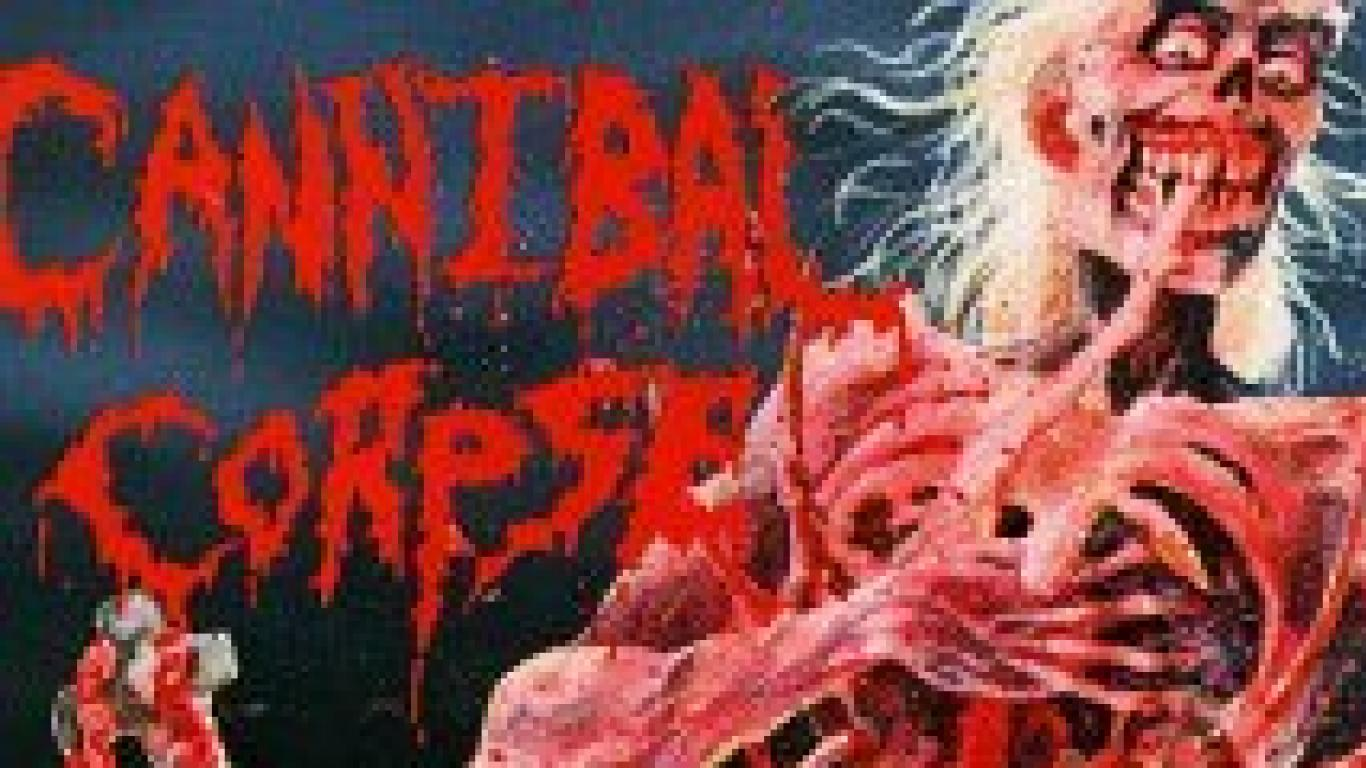 Cannibal Corpse Tiled Desktop Wallpaper