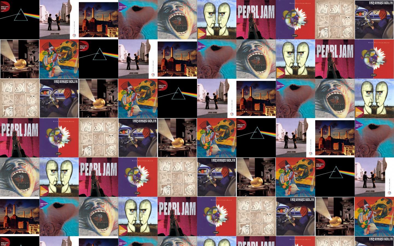 Pink Floyd Dark Side Moon Wish You Were Wallpaper Tiled