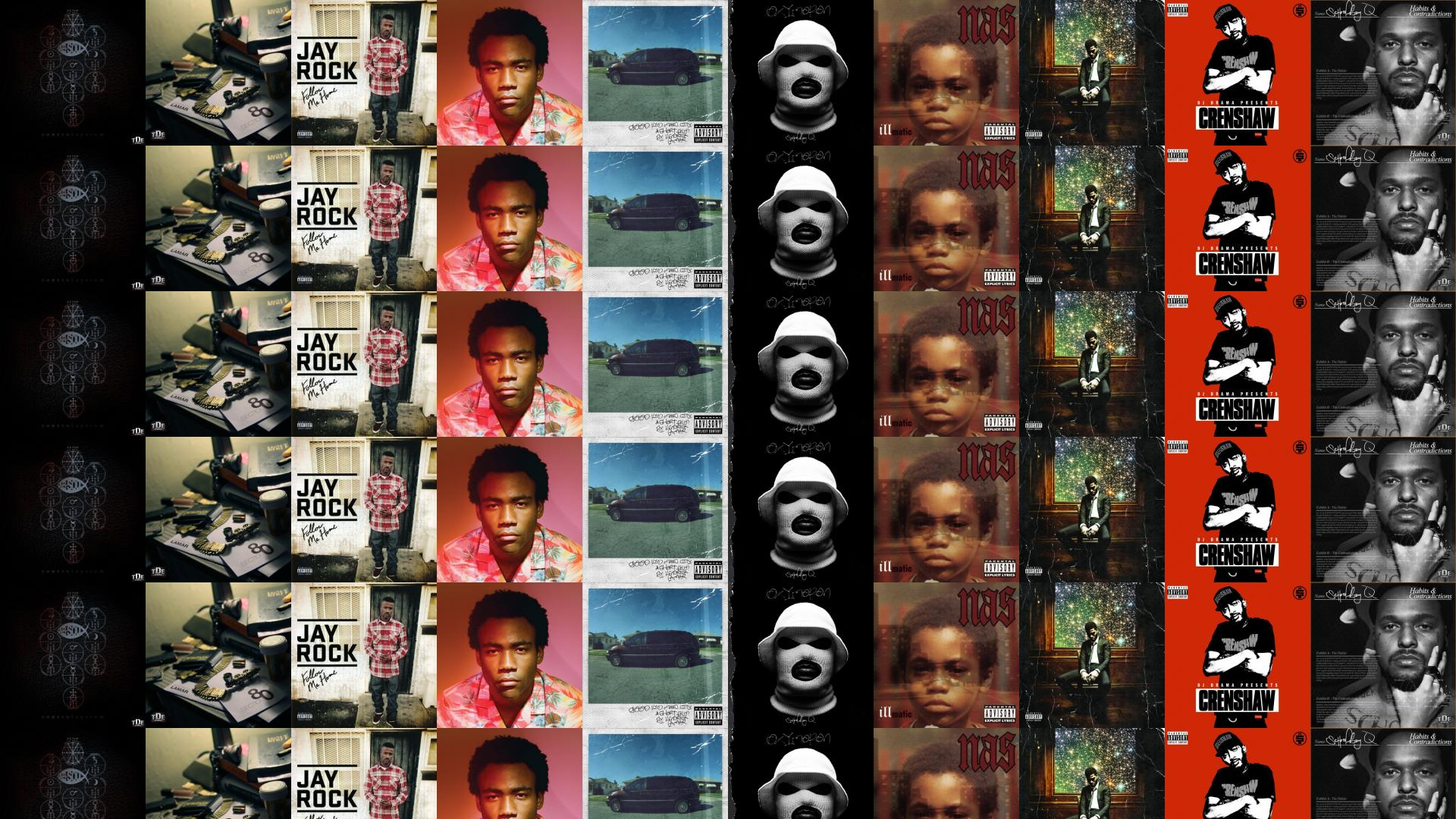 Ab-Soul Control System Kendrick Lamar Section 80 Jay ...