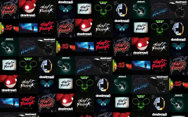 Download This Free Wallpaper With Images Of DAFT PUNK HOMEWORK DEADMAU5 RANDOM ALBUM TITLE DISCOVERY FOR LACK OF A BETTER NAME
