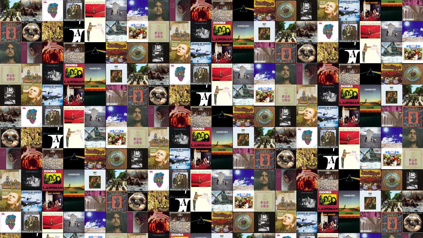 Byrds 171 Tiled Desktop Wallpaper