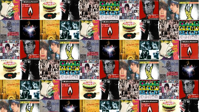 Rolling Stones Love You Live Flashpoint Let Bleed