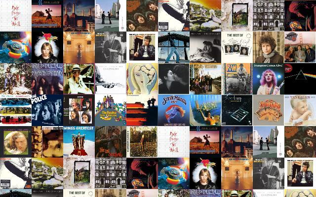 Steve Miller Band 171 Tiled Desktop Wallpaper