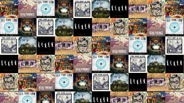 Download This Free Wallpaper With Images Of Neck Deep Lifes Not Out To Get You Real Friends Put Yourself Back Together All Time Low Future Hearts