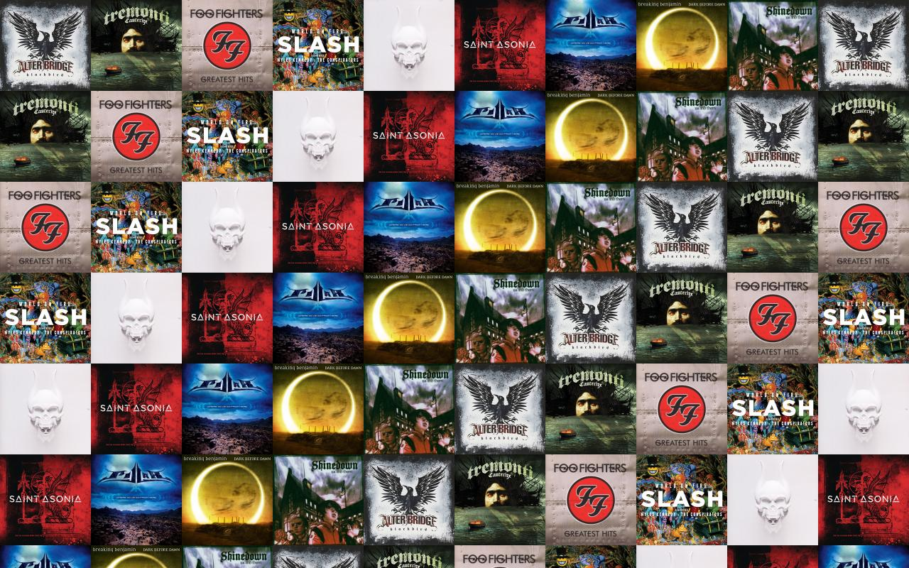 Slash Tiled Desktop Wallpaper