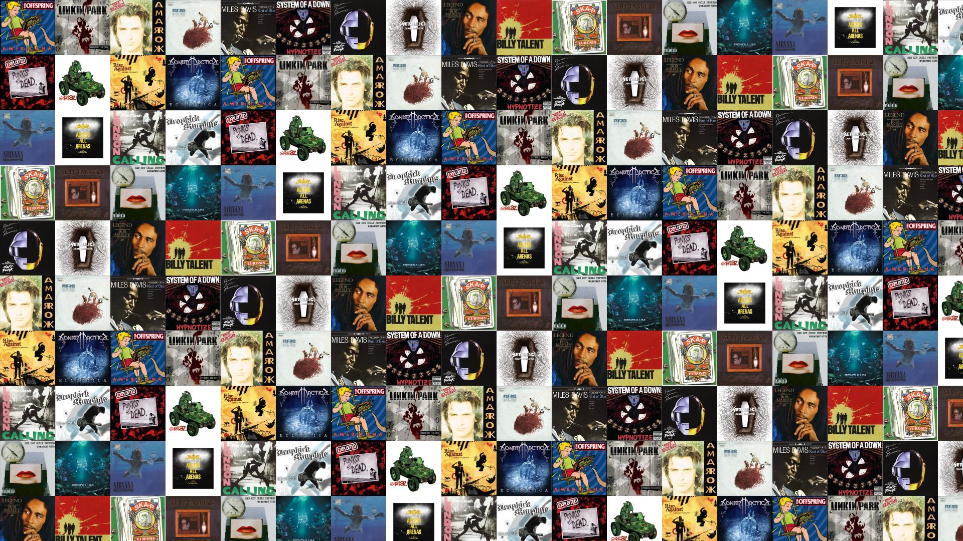 Sonata Arctica 171 Tiled Desktop Wallpaper