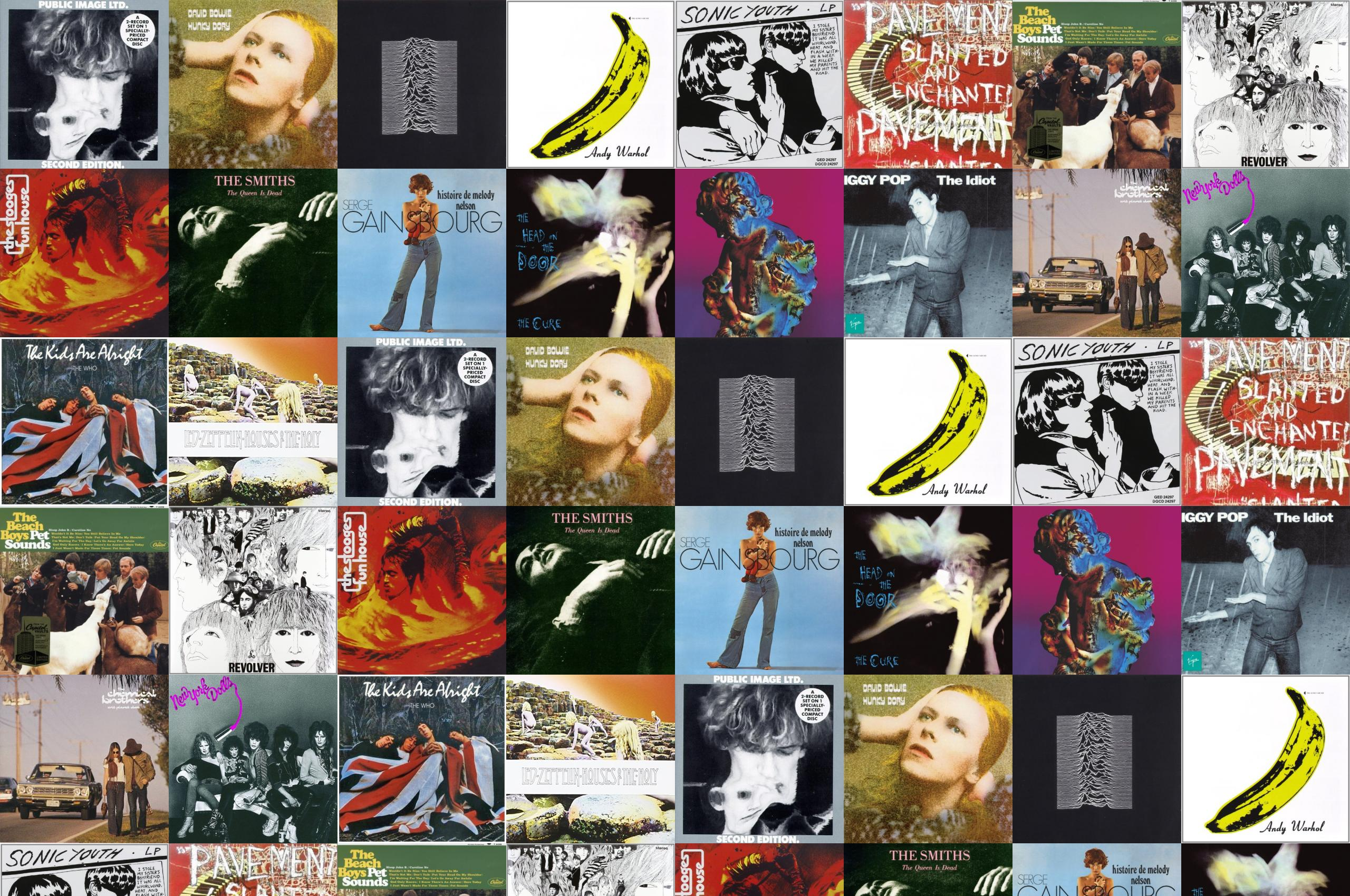 Pil Tiled Desktop Wallpaper