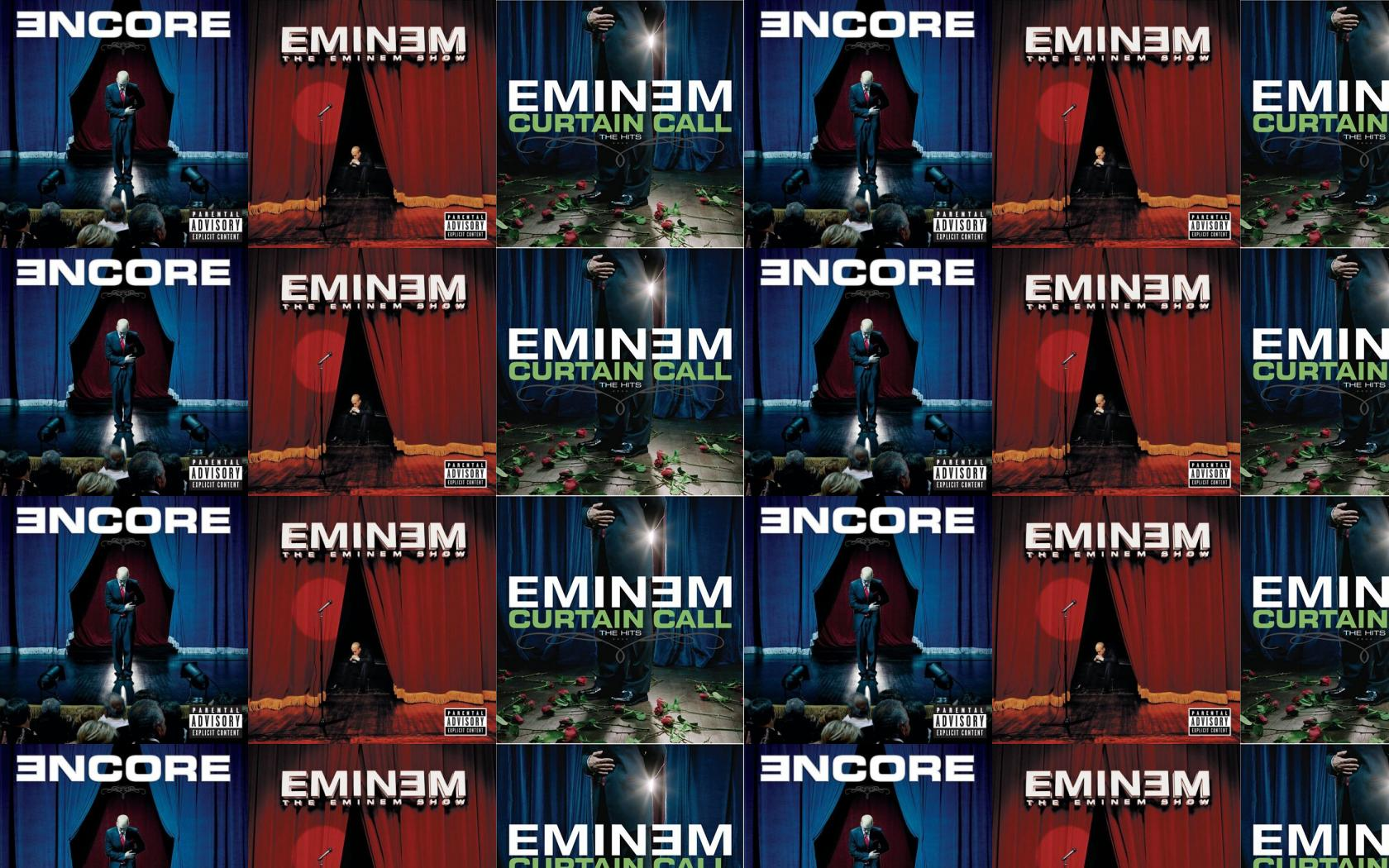 Cover art eminem curtain call - Download This Free Wallpaper With Images Of Eminem Encore Eminem The Eminem Show Eminem Curtain Call