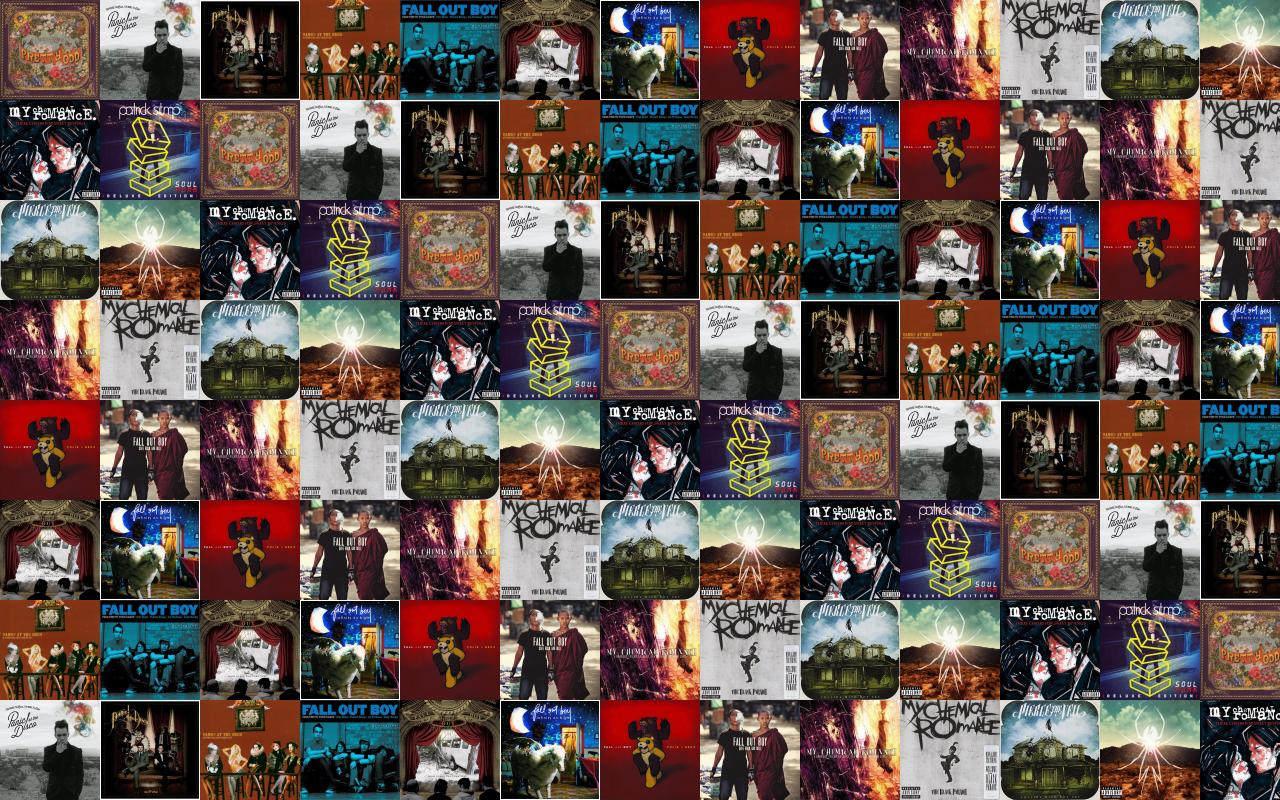 Panic At Disco Pretty Odd Too Weird To Wallpaper « Tiled ...