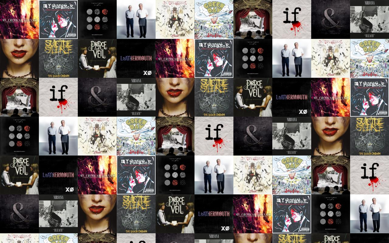 Fall Out Boy Panic At The Disco Twenty One Pilots My