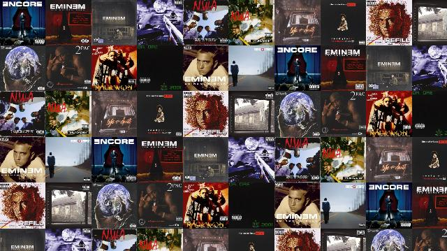 Eminem Encore The Eminem Show Marshall Mathers LP Wallpaper