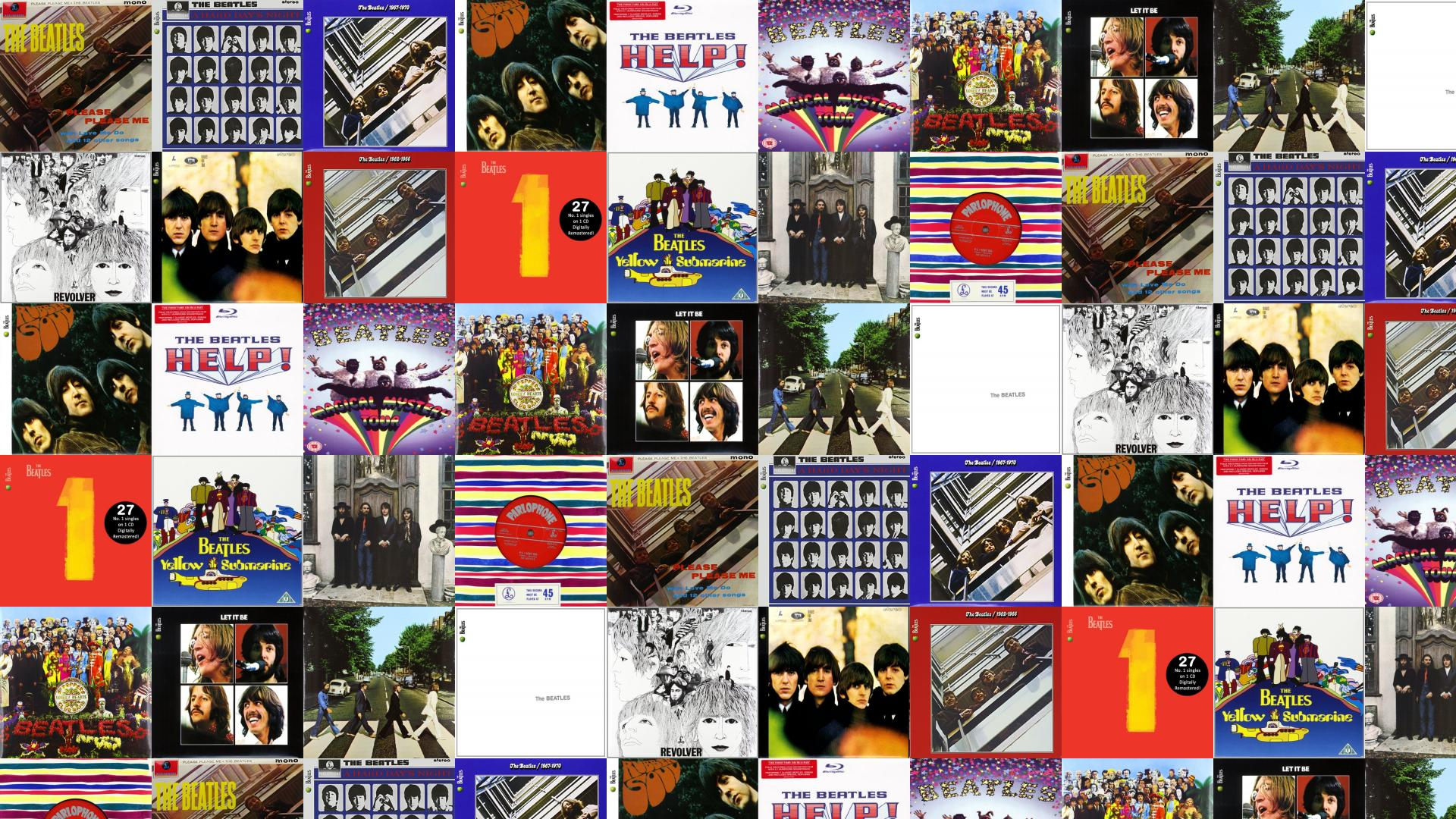 Download This Free Wallpaper With Images Of Beatles Please Me A Hard The Rubber Soul Help