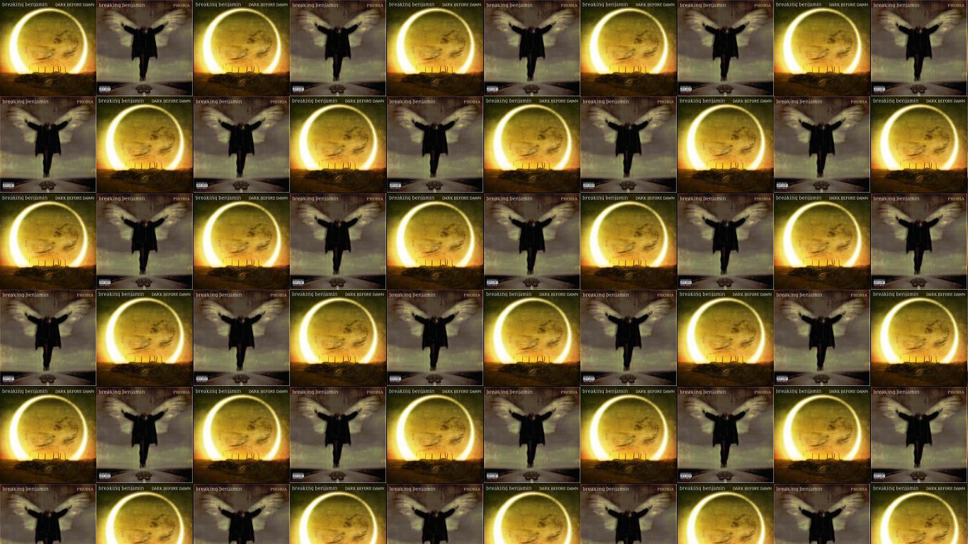 Breaking Benjamin Dark Before Dawn Phobia Wallpaper Tiled Desktop