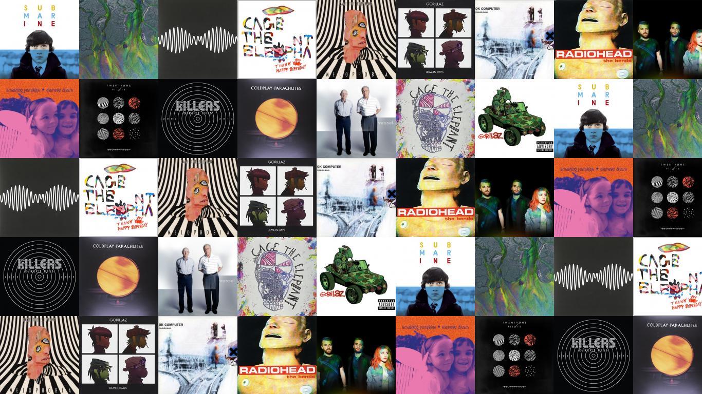 Alt J Album Cover Wallpaper