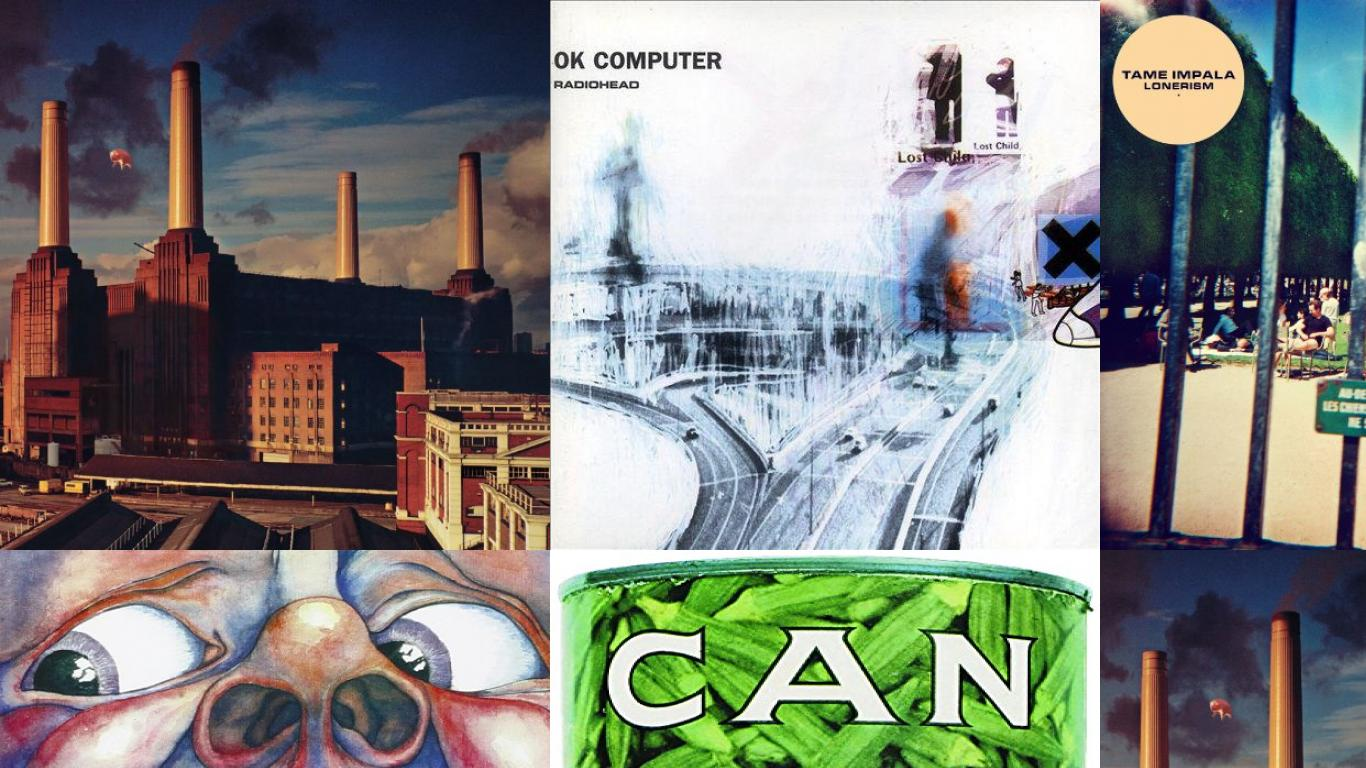 Pink Floyd Animals Radiohead Ok Computer Tame Impala Wallpaper